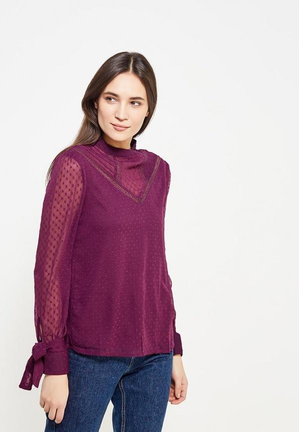 Сиреневая Блузка Зима Доставка