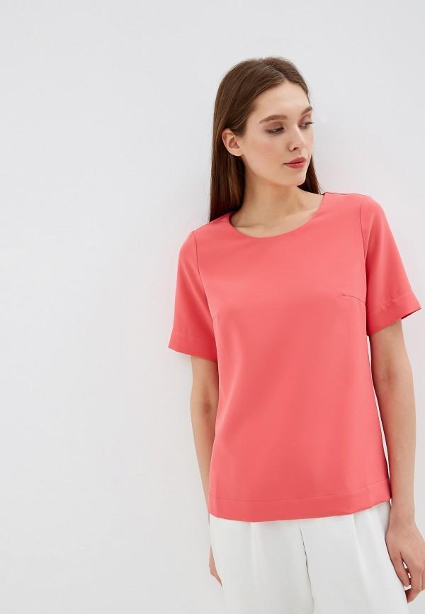 Блуза  - коралловый цвет