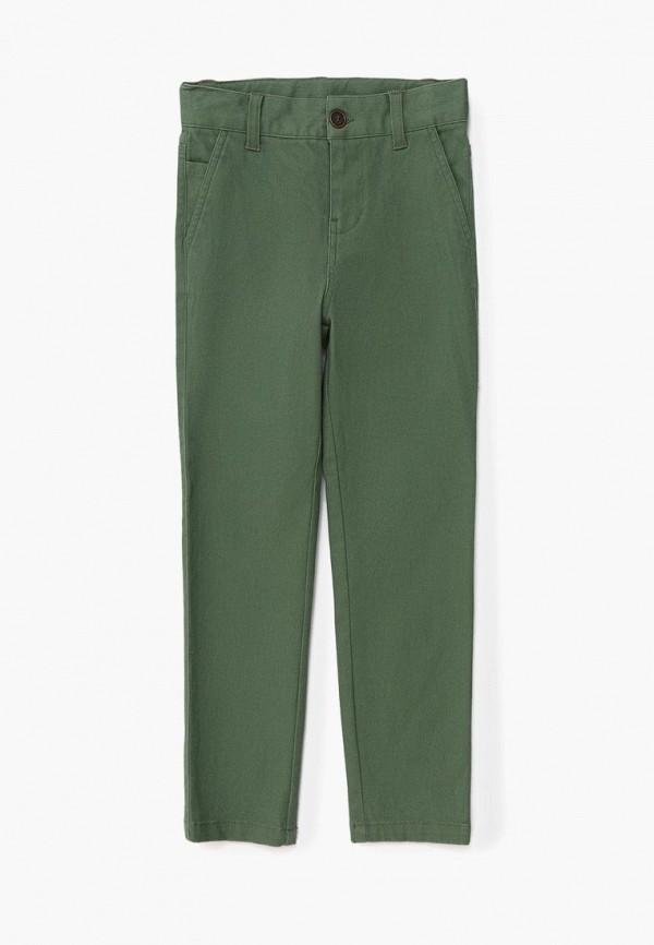 Брюки  - зеленый цвет