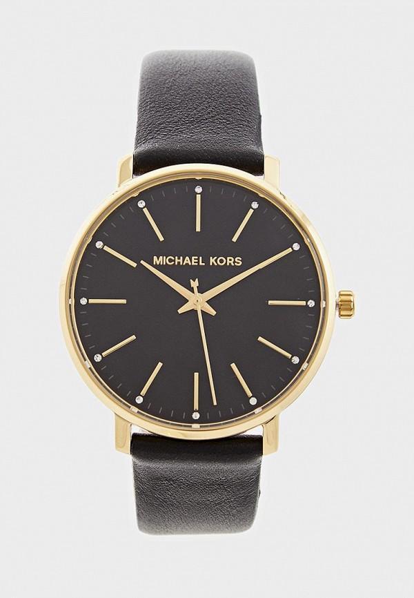Часы  черный цвета