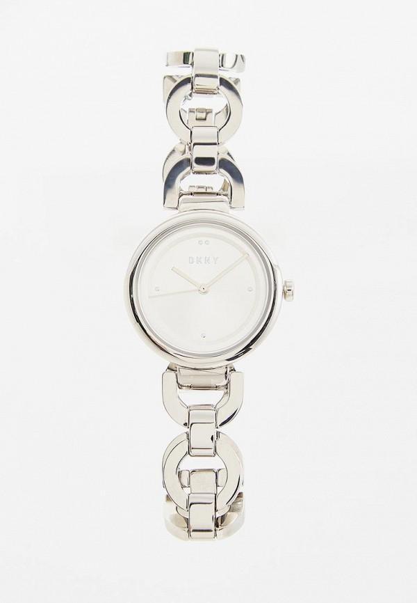 Часы  - серебряный цвет