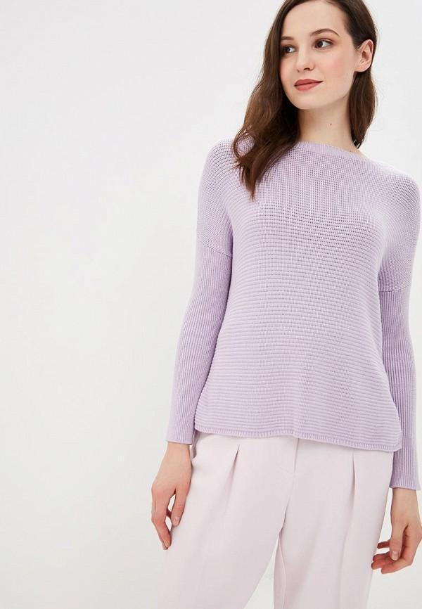 Джемпер  фиолетовый цвета