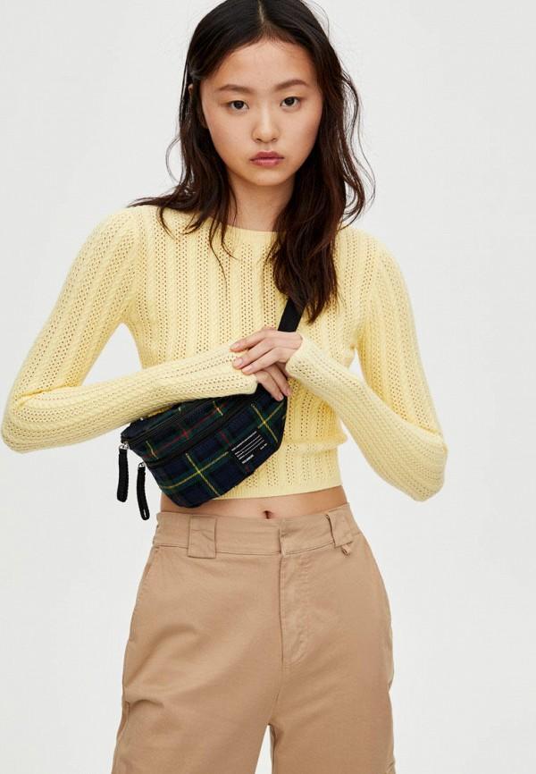 Джемпер  - желтый цвет