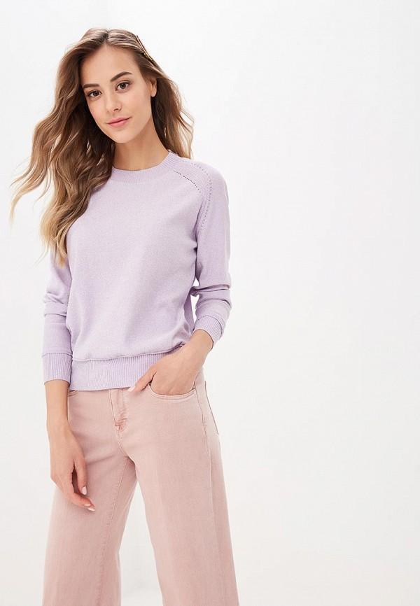 Джемпер  - фиолетовый цвет