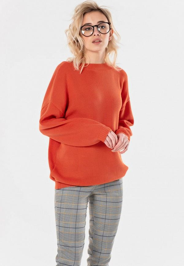 Джемпер  - оранжевый цвет