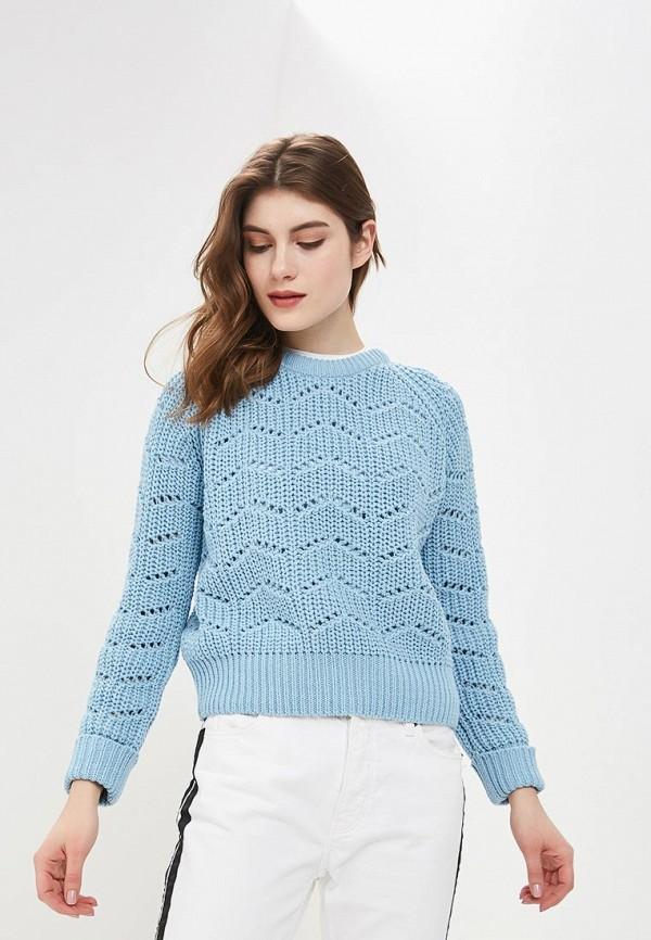 Джемпер  - голубой цвет
