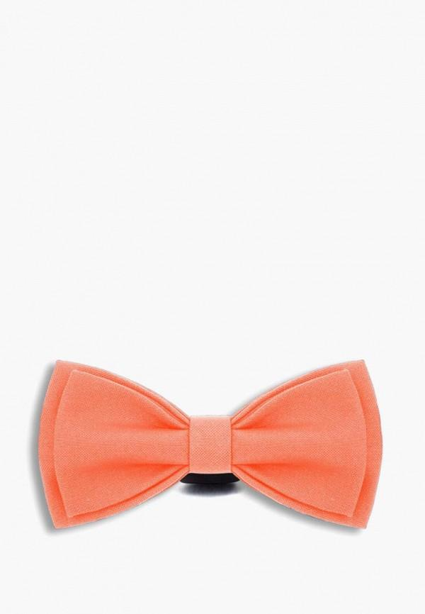 Галстук  - оранжевый цвет