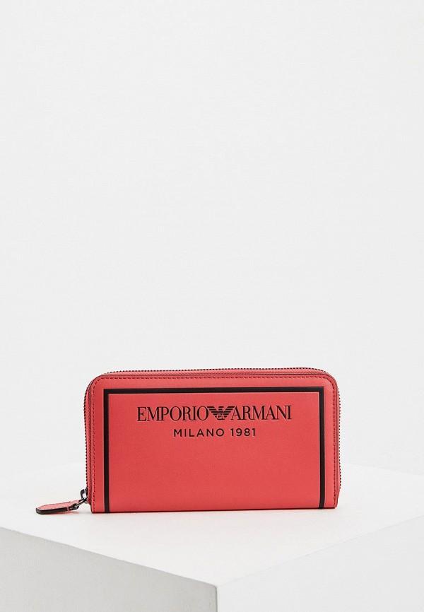 Кошелек Emporio Armani