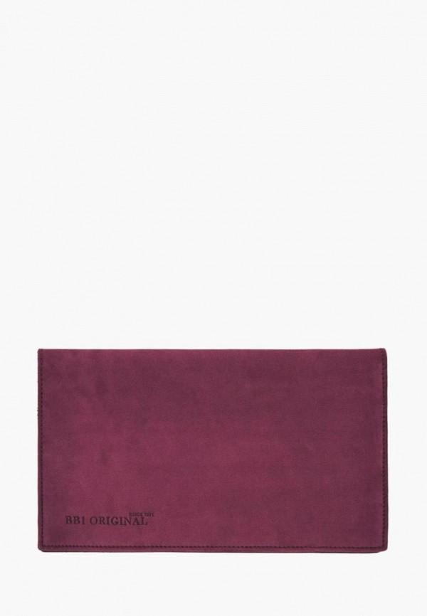 Кошелек  - бордовый цвет