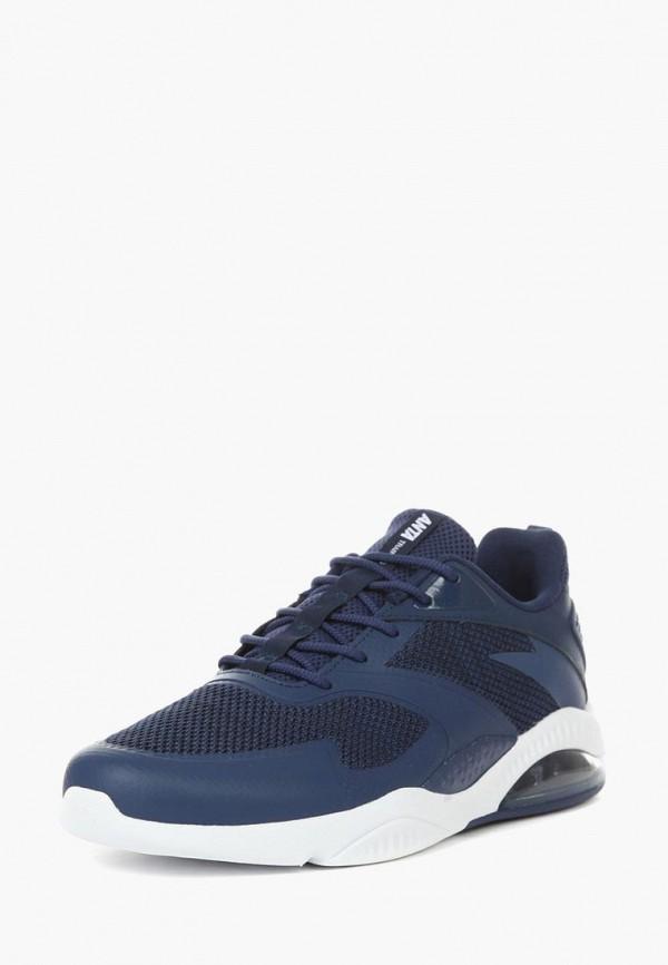 Кроссовки  - синий цвет