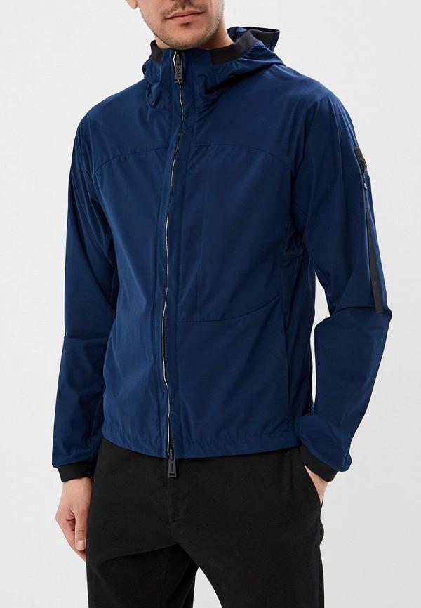 Куртка  - синий цвет