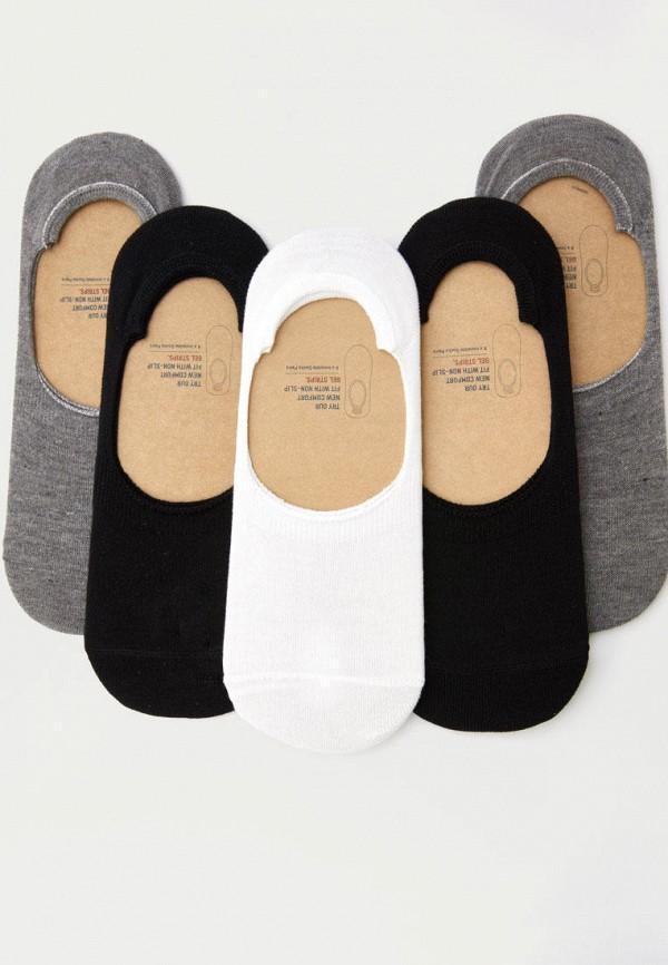 Носки  - белый, серый, черный цвет