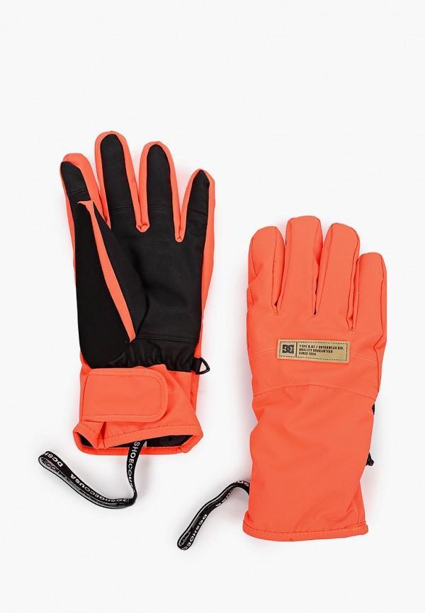 Перчатки  - коралловый цвет