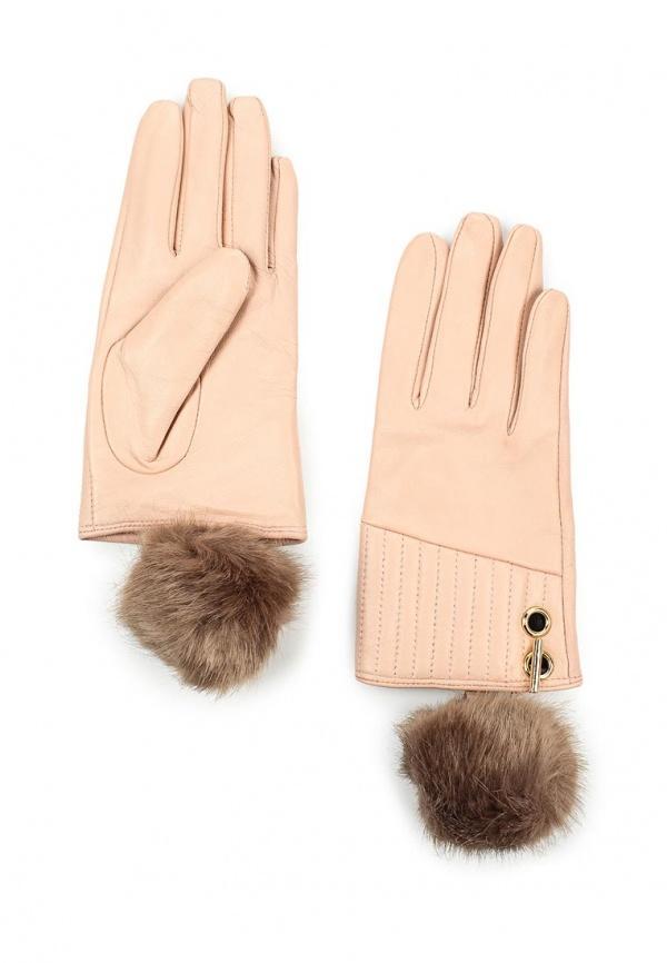 Перчатки  - розовый цвет