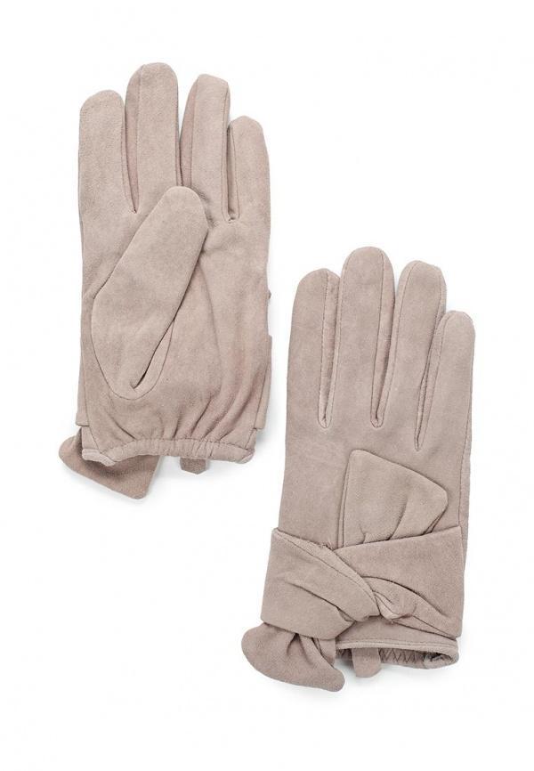 Перчатки  - серый цвет