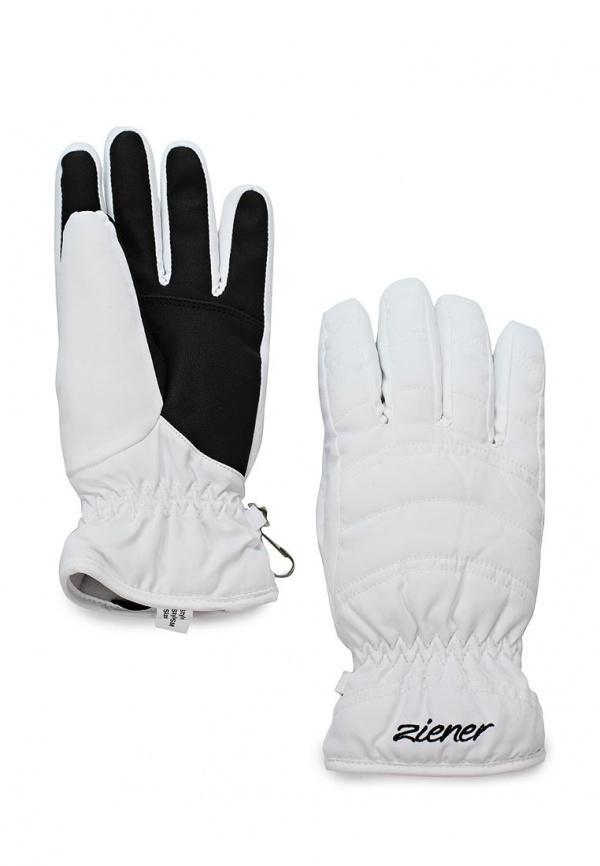 Перчатки  - белый цвет