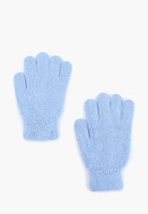 Перчатки  - голубой цвет