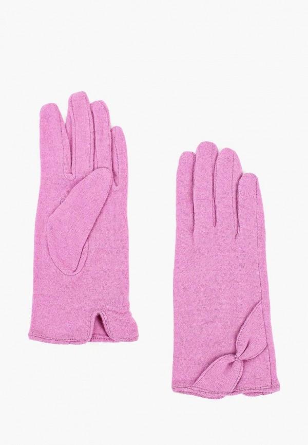 Перчатки  фиолетовый цвета