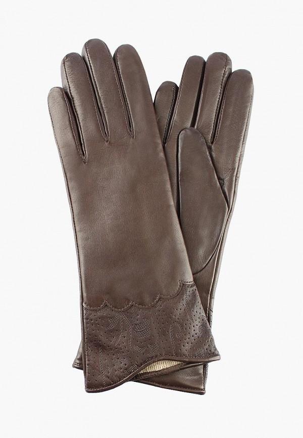 Перчатки  - коричневый цвет