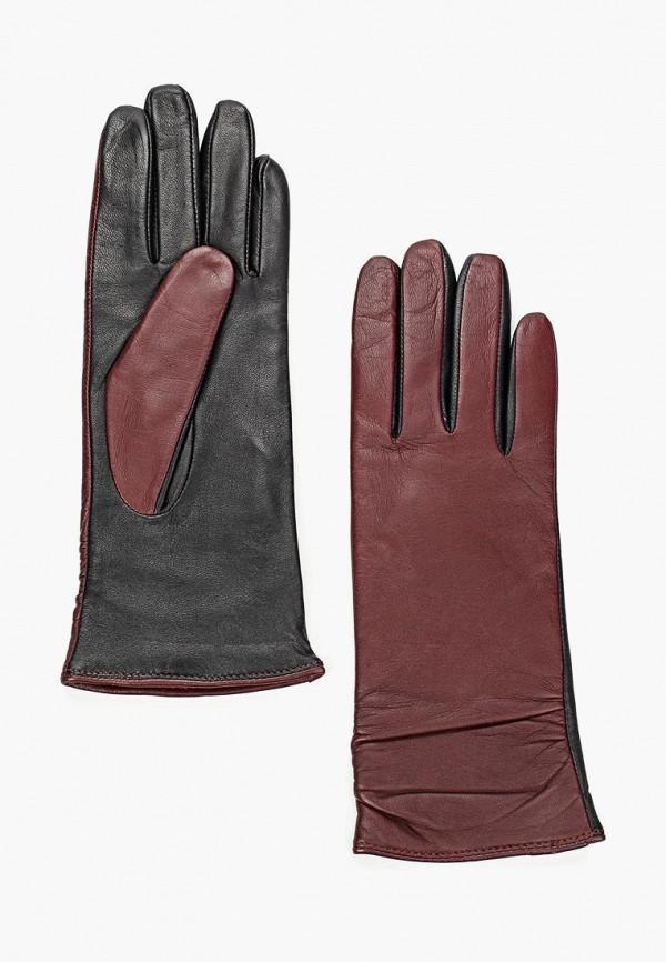 Перчатки  - бордовый цвет
