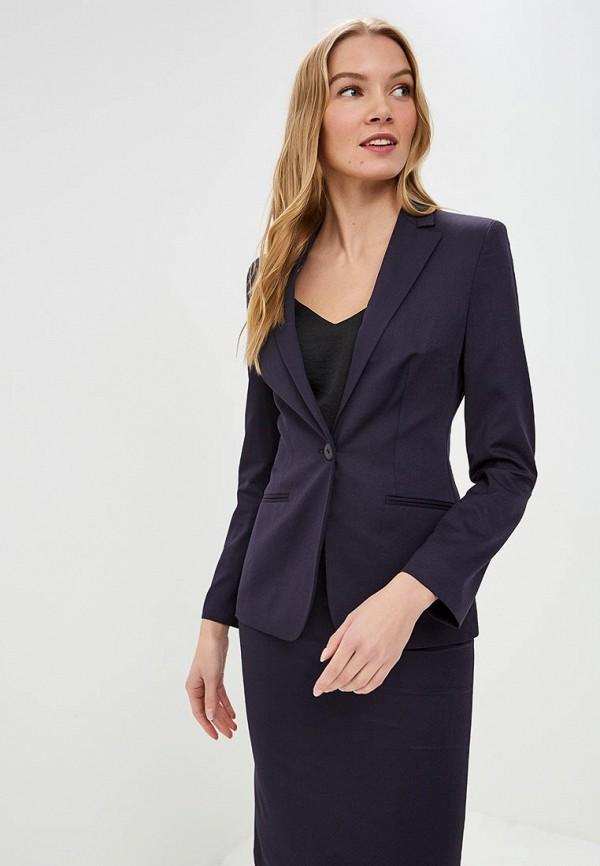 Пиджак  фиолетовый цвета