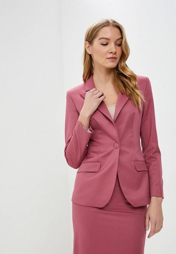 Пиджак  - розовый цвет