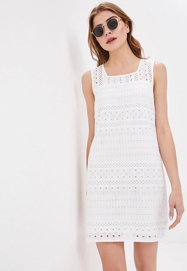 Платье  - белый цвет