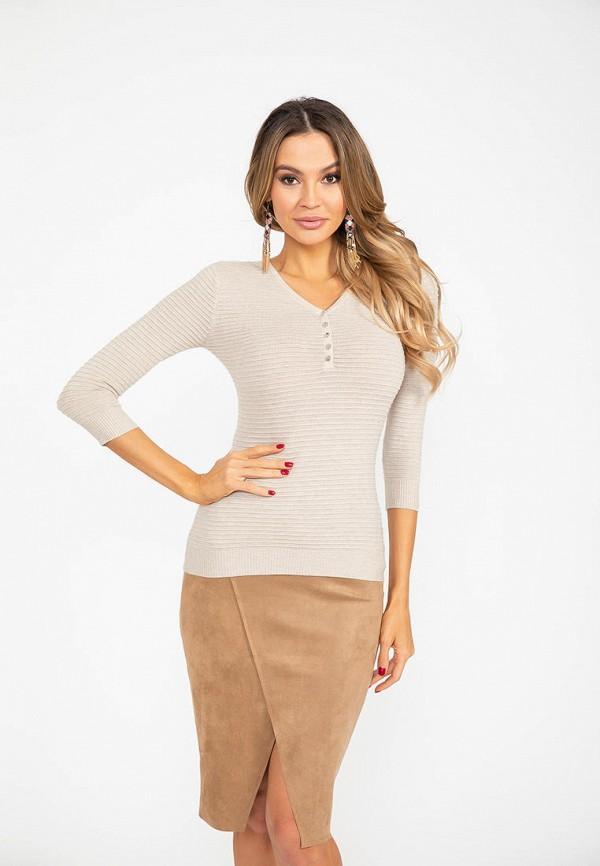 Пуловер  - бежевый цвет