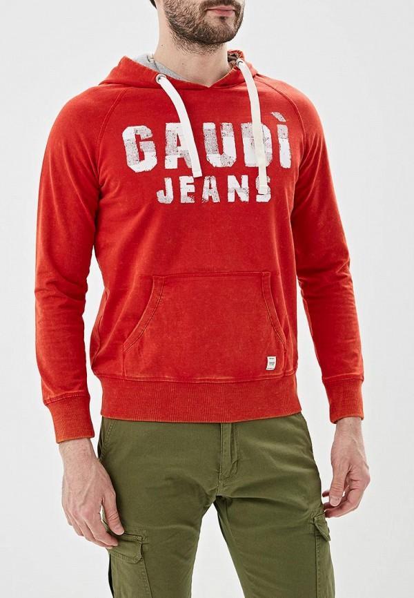 Пуловер  - красный цвет
