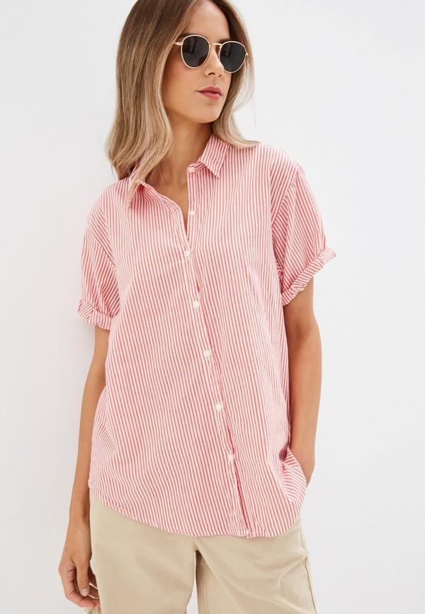 Рубашка  - красный цвет