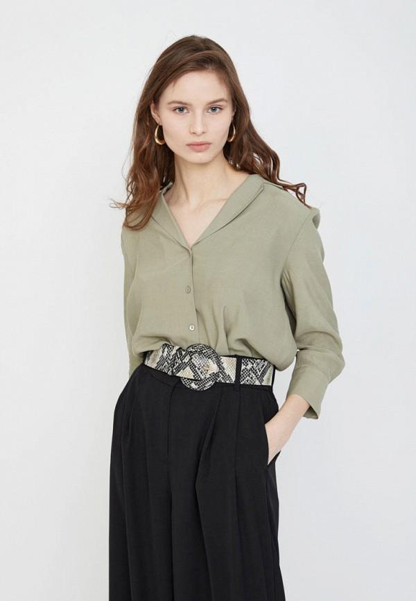 Рубашка  - хаки цвет