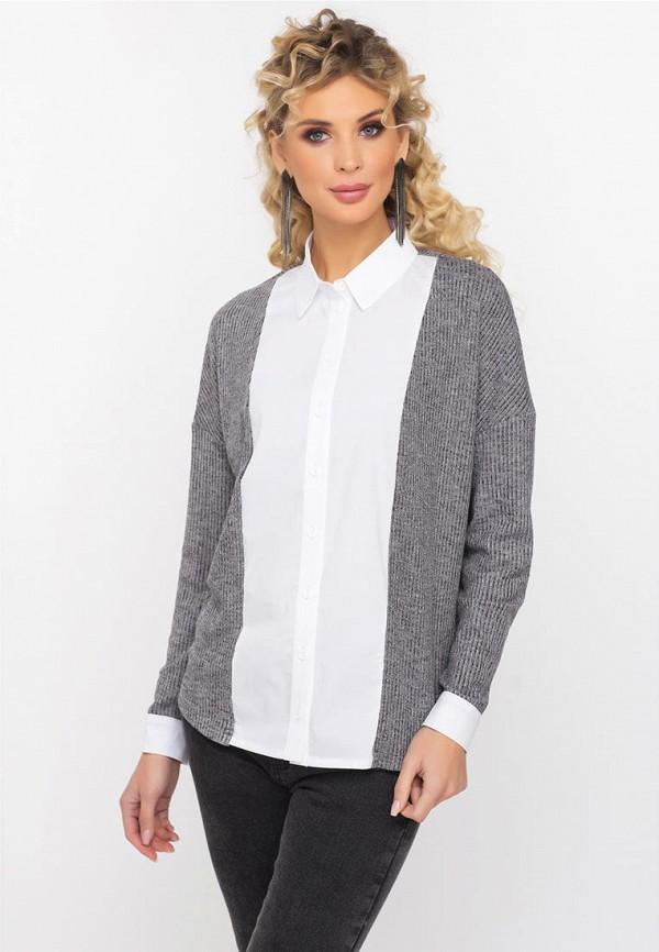 Рубашка  - серый цвет