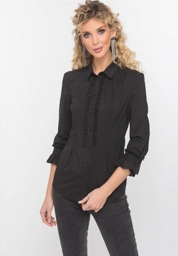 Рубашка  - черный цвет