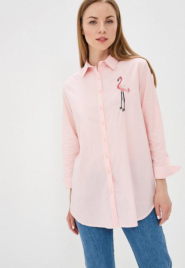 Рубашка  - розовый цвет