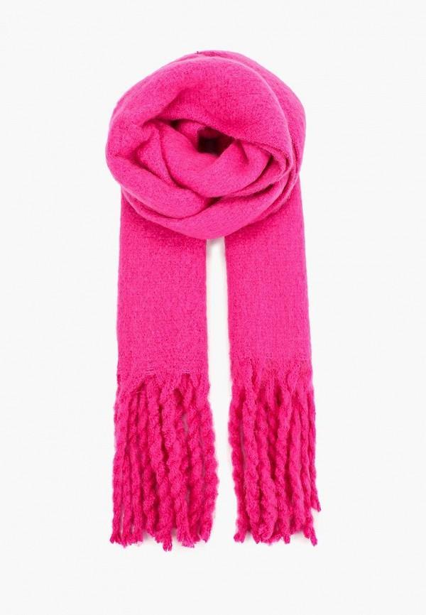 Шарф  - розовый цвет