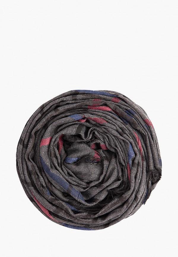 Шарф  - серый цвет