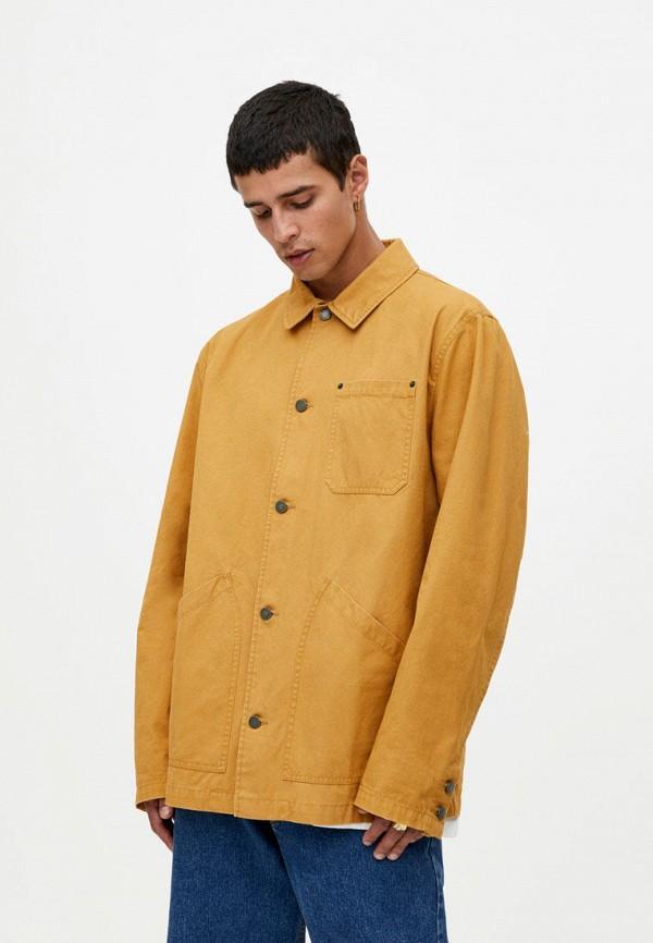 Шарф  - желтый цвет