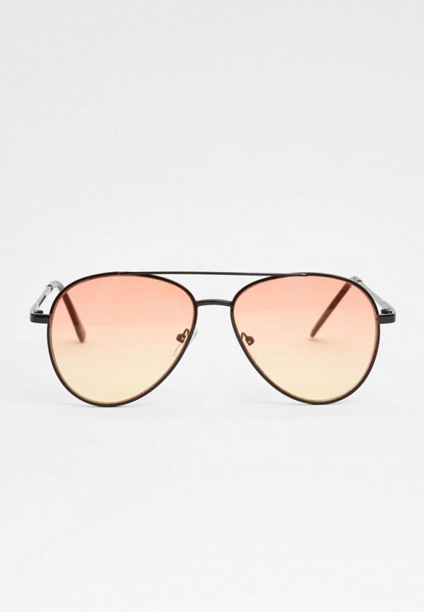 Солнцезащитные очки  черный цвета