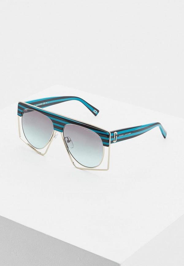 Солнцезащитные очки  зеленый цвета