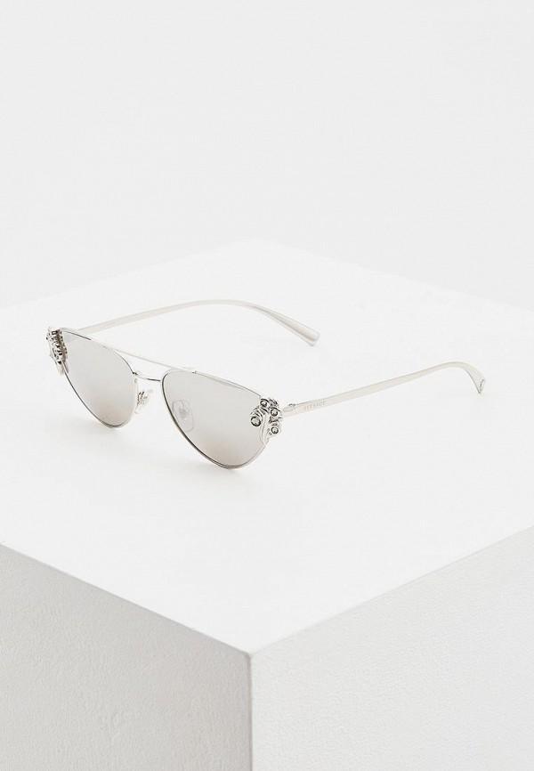 Солнцезащитные очки  серый цвета