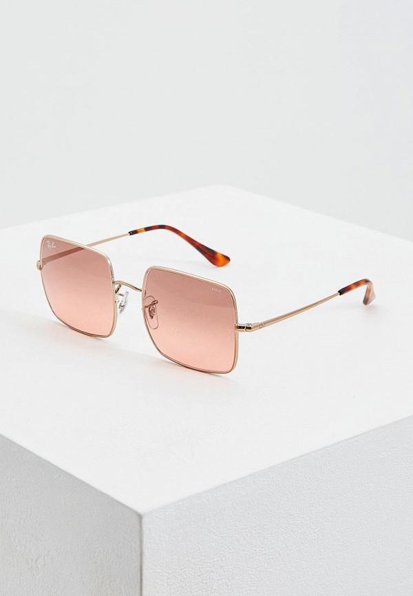 Солнцезащитные очки  - розовый цвет