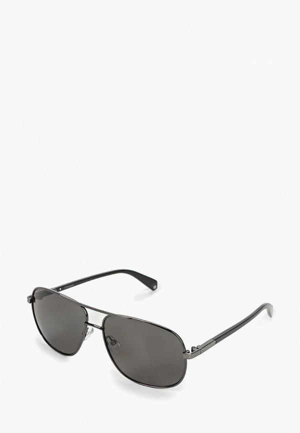 Солнцезащитные очки  - черный цвет
