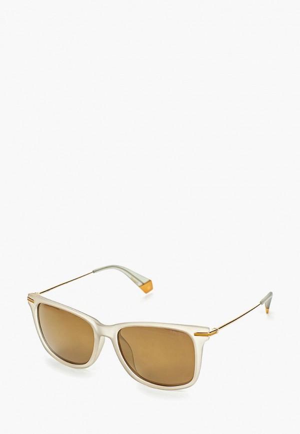 Солнцезащитные очки  - бежевый цвет