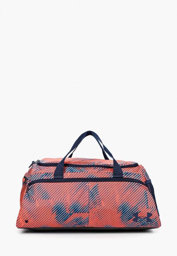 Спортивная сумка  - коралловый цвет