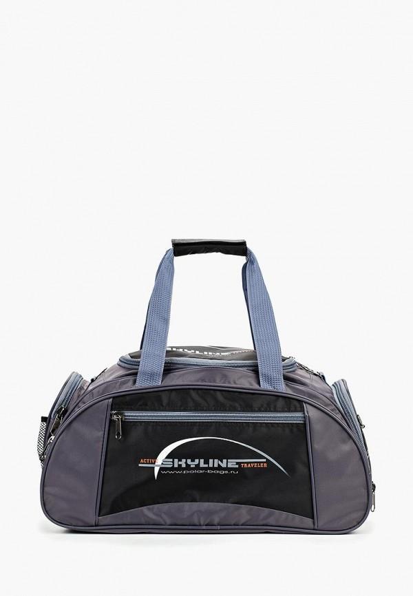 b70a59e91dce Серые женские дорожные сумки купить в интернет магазине ...