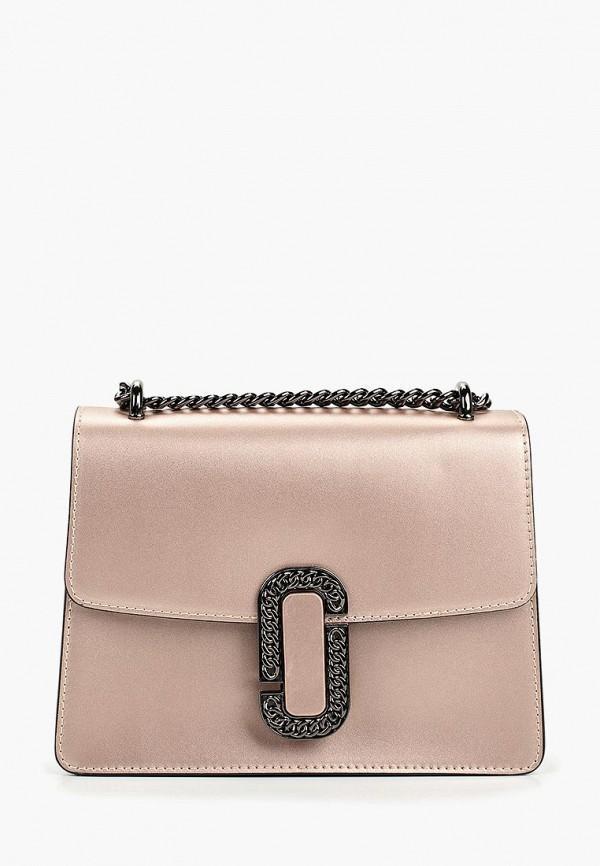 ed23d82fb213 Женские сумки розового цвета Nano De La Rosa купить в интернет ...