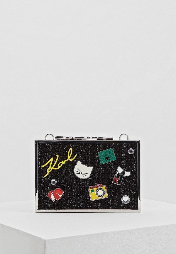 0cce72fc91b3 Женские сумки клатч Karl Lagerfeld купить в интернет магазине ...