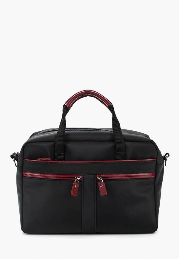 Спортивная сумка  - черный цвет