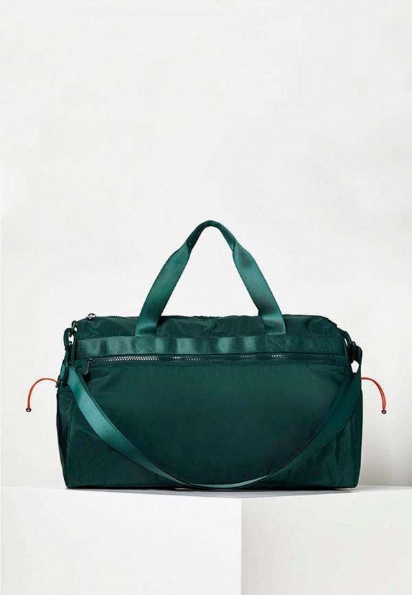 Спортивная сумка  - зеленый цвет