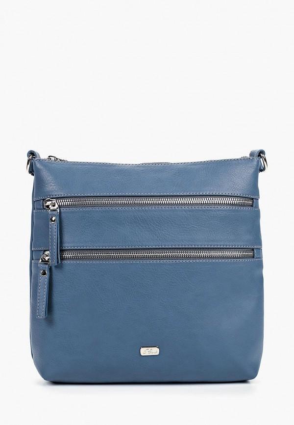 78647d19382f Женские сумки синего цвета Solo купить в интернет магазине ...